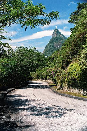 Estrada Mirante Dona Marta , 2013