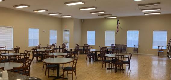 Dining and Tutor Hall