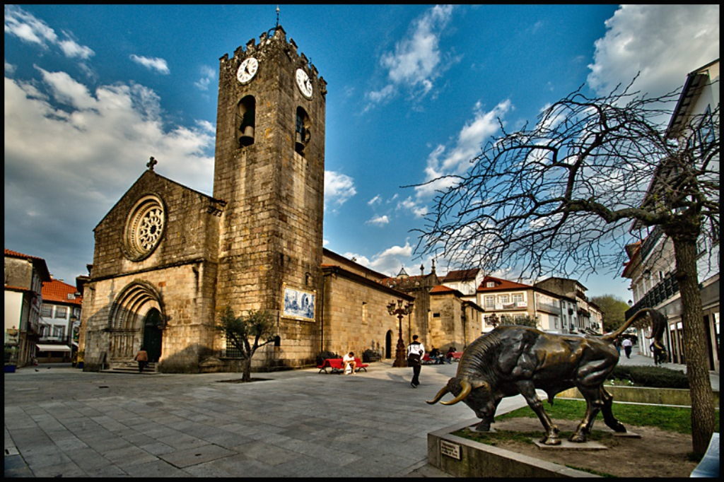 Igreja Matriz Ponte de Lima