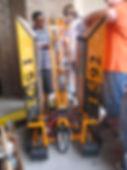 2007 robot Larry