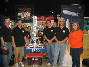 2011 robot in pits