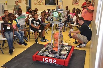 2012 robot Bonnie
