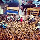 FLL robots
