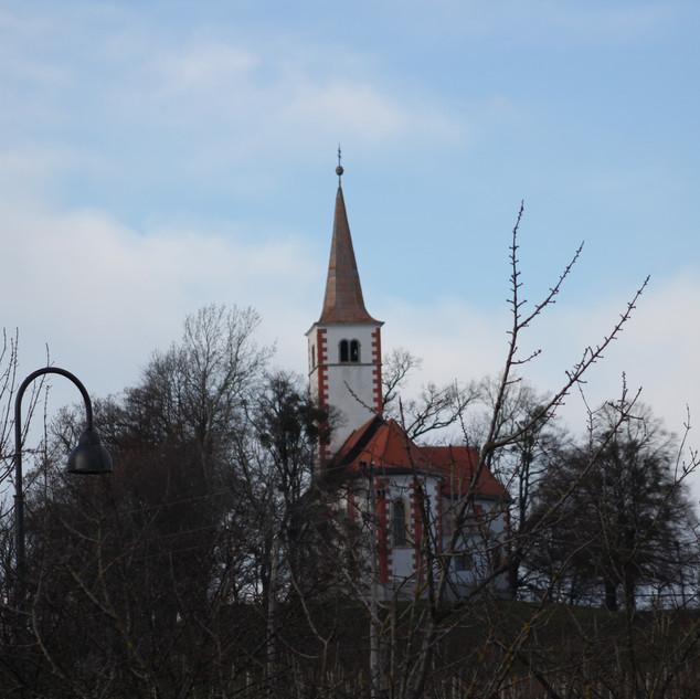 Cerkev sv.Marije Vnebovzete