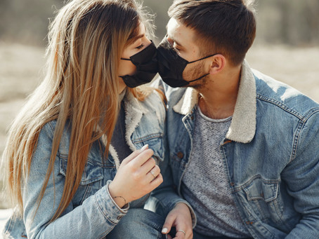 Couples need to wear mask during sex to stay safe from coronavirus, say Harvard researchers