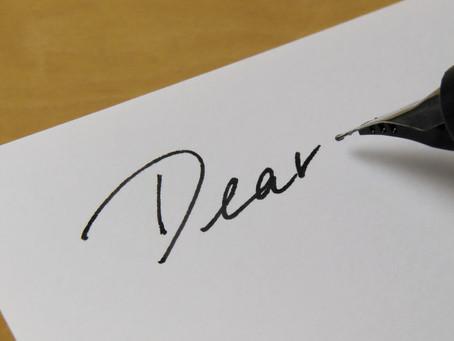 Dear Staff