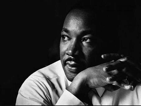 Celebrating Martin Luther King