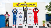 BENGALURU BOYS LEAD THE WAY ON DAY 1 OF 24TH JK TYRE-FMSCI NATIONAL RACING CHAMPIONSHIP