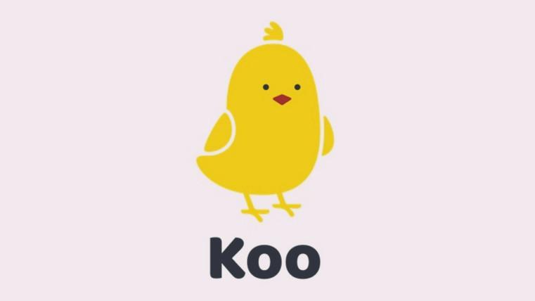 KOO GETS NEW LOGO