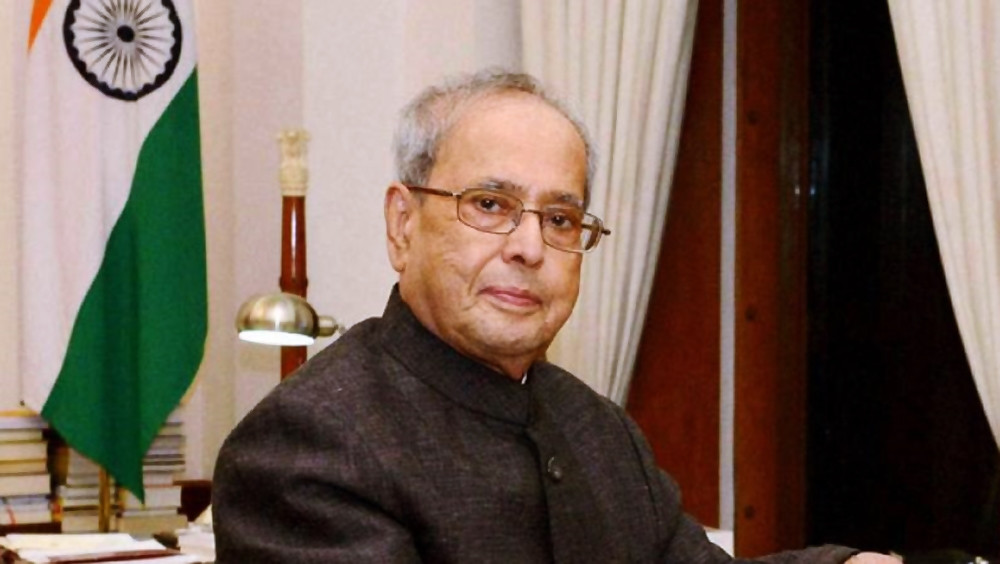 PRANAB MUKHERJEE'S RENAL PARAMETERS IMPROVE : HOSPITAL