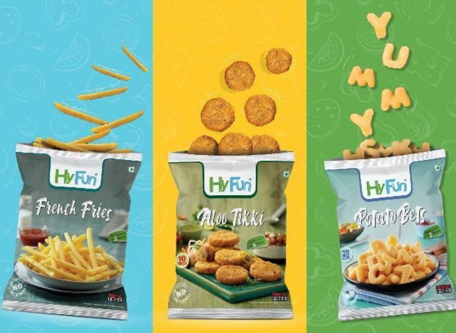 HYFUN FORAYS INTO THE RETAIL SEGMENT; AIMS TO CAPTURE 20%OF THE MARKET SHARE BY 2022