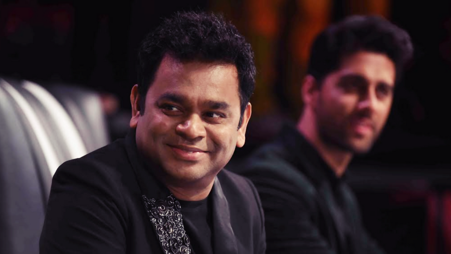 WHEN MIKA SINGH'S HILARIOUS ENGLISH BLUNDER LEFT HIM EMBARRASSED IN FRONT OF AR RAHMAN