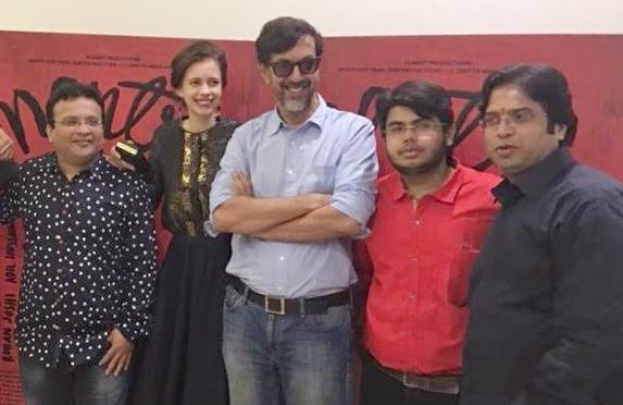 Filmart's Anil, Jai & Hrithik Mani launch Filmart Productions with the Kalki Koechlin-starrer MANTRA