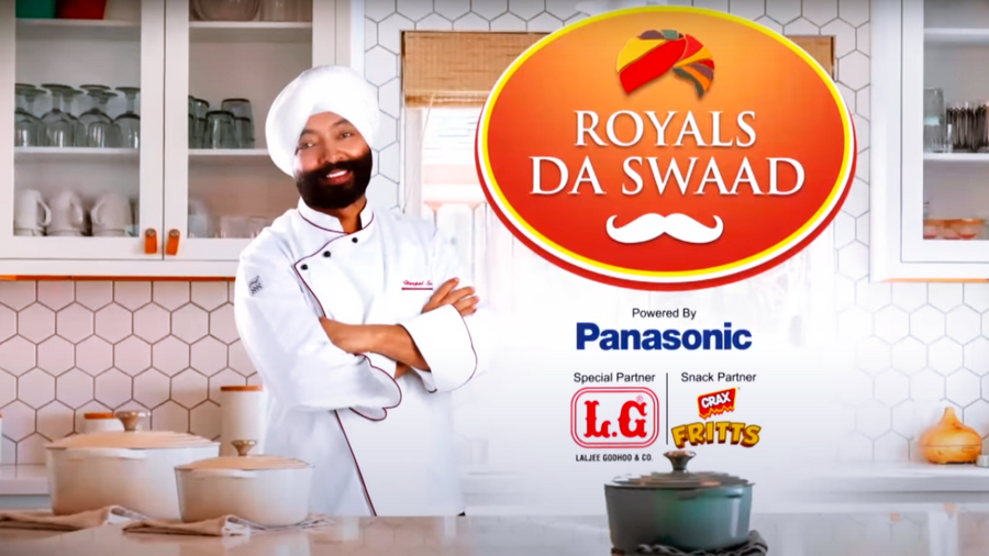 UNWIND THE CHEF IN YOU THIS FESTIVE SEASON WITH PANASONIC