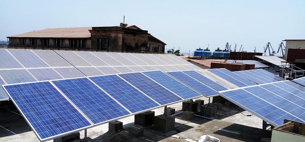 CENTRAL RAILWAY GOES IN A BIG WAY FOR ECONOMICAL & ENVIRONMENT FRIENDLY SOLAR & WIND RENEWABLE ENERGY