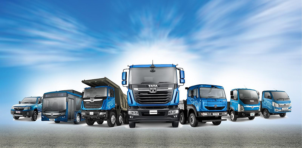Tata Motors Redefines Transportation In India With Its Future Ready Range Of Commercial Vehicles
