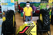 JK TYRE ENTERS INTO A SYNERGIC PARTNERSHIP WITH NATRAX