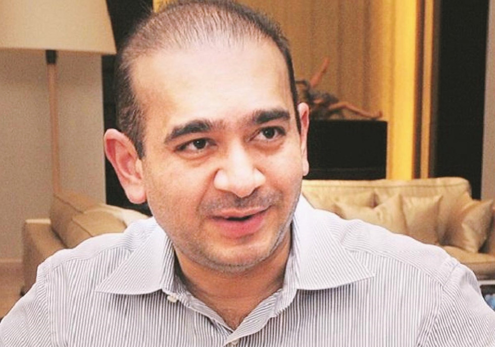 NIRAV MODI'S 5-DAY EXTRADITION TRIAL IN LONDON TO BEGIN FROM MONDAY