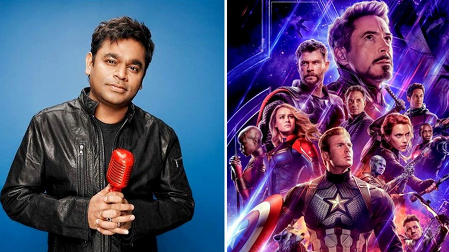 A.R. RAHMAN CREATES INDIA'S MARVEL ANTHEM FOR THE RELEASE OF AVENGERS: ENDGAME