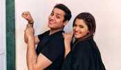 I NEVER THOUGHT THAT DEV AND I WILL SHARE SUCH A STRONG BOND : ANAHITA BHOOSHAN