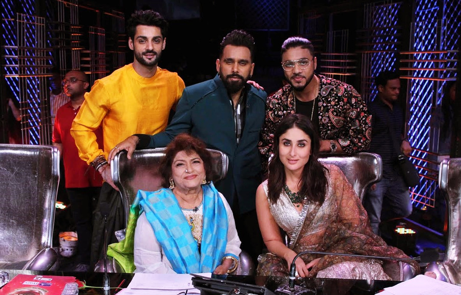 KAREENA KAPOOR KHAN REVEALS THAT SAROJ KHAN IS A 'HEROINE MAKER'!