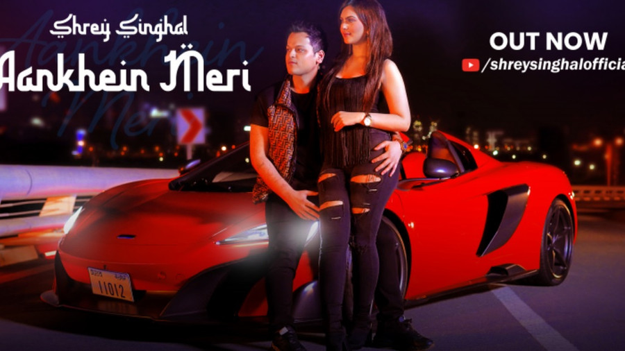 FOR SONG ANKHEIN MERI! BY SHREY SINGHAL CROSSES 6 MILLION IN ONE DAY