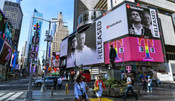 MERI PUKAAR SUNO FEATURES ON THE ICONIC BILLBOARDS OF NEW YORK AND LOS ANGELES