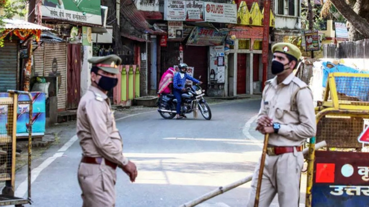 UP GOVT WITHDRAWS 3 LAKH CASES RELATED TO VIOLATION COVID-19 GUIDELINES