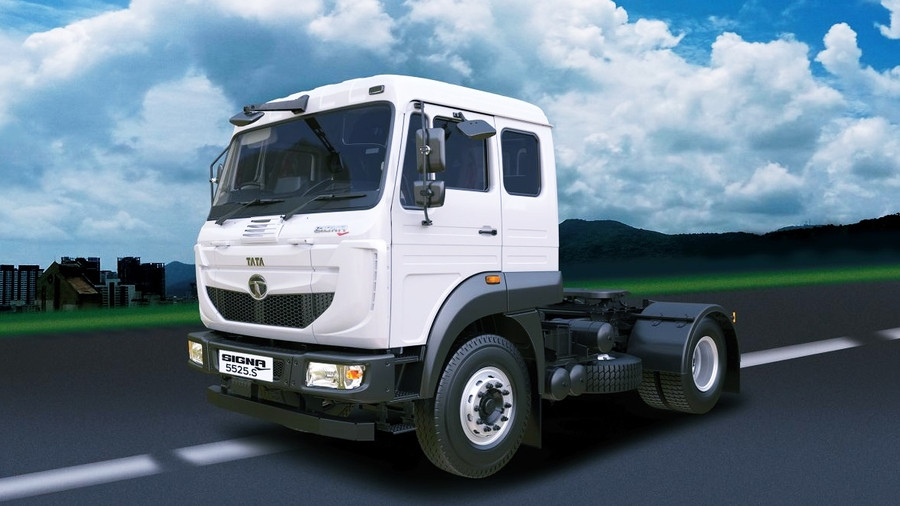 TATA MOTORS LAUNCHES THE SIGNA 5525.S