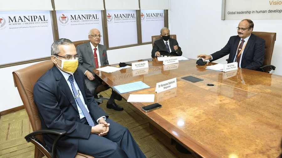MANIPAL ACADEMY OF HIGHER EDUCATION UNVEILS ROADMAP & DIRECTIONS