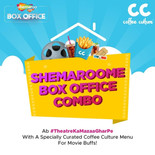 CURATES SPECIAL COMBOS OF MENUS TO RECREATE THE 'THEATRE KA MAZZA GHAR PAR' EXPERIENCE