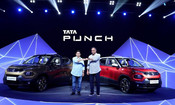 TATA MOTORS LAUNCHES BHARAT'S FIRST SUB-COMPACT SUV- PUNCH AT RS. 5.49 LAKHS