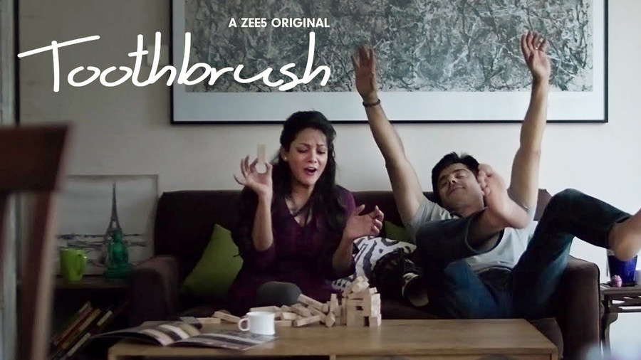 AN INTRIGUING TALE OF LOVE, WATCH TOOTHBRUSH ON ZEE5