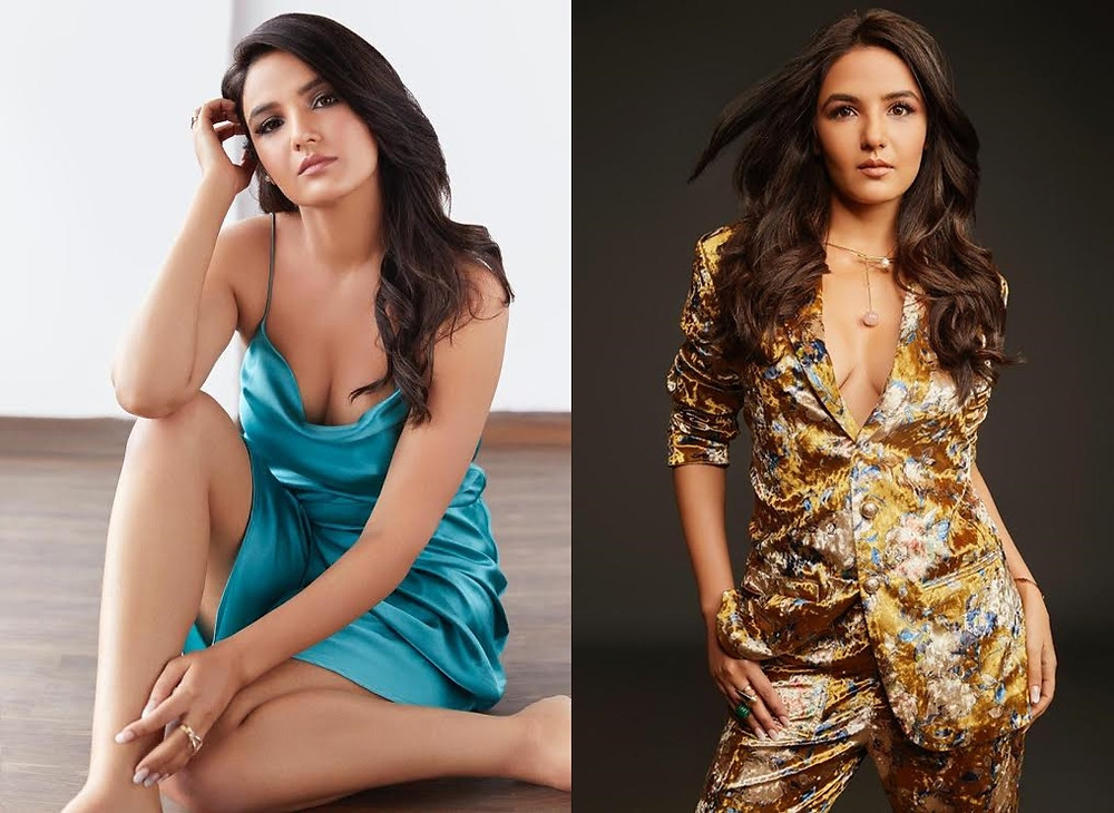 The bold and beautiful Jasmin Bhasin!