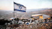 ISRAEL TO BUILD OVER NEW 1,300 W.BANK SETTLER HOMES