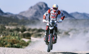 HERO MOTOSPORTS TEAM RALLY BEGINS 2021 DAKAR WITH A SOLID STAGE 1