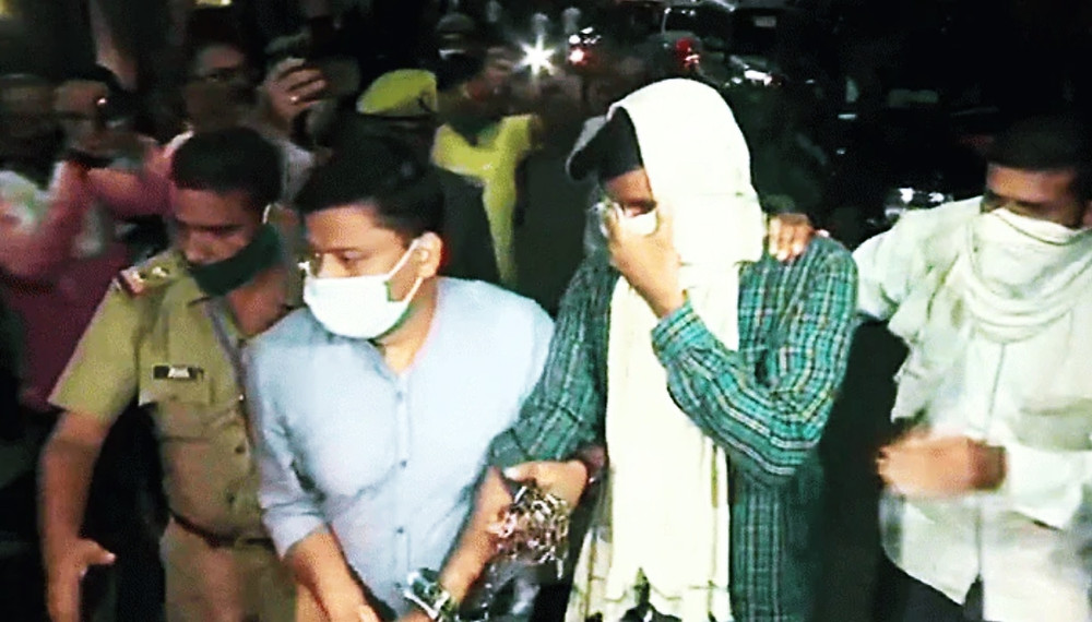 ARRESTED ISIS OPERATIVE PLANNED 'FIDAYEEN' ATTACK IN AYODHYA, DELHI