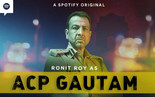 NEW CLUES, FAKE ALIBIS, DEADLY MOTIVES - RONIT ROY PLAYS A COP TO UNCOVER IT ALL IN THIS NEW SPOTIFY