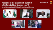 """VICE PRESIDENT OF BHARAT, MR. VENKAIAH NAIDU LAUNCHES BOOK, """"NOT MANY, BUT ONE"""""""