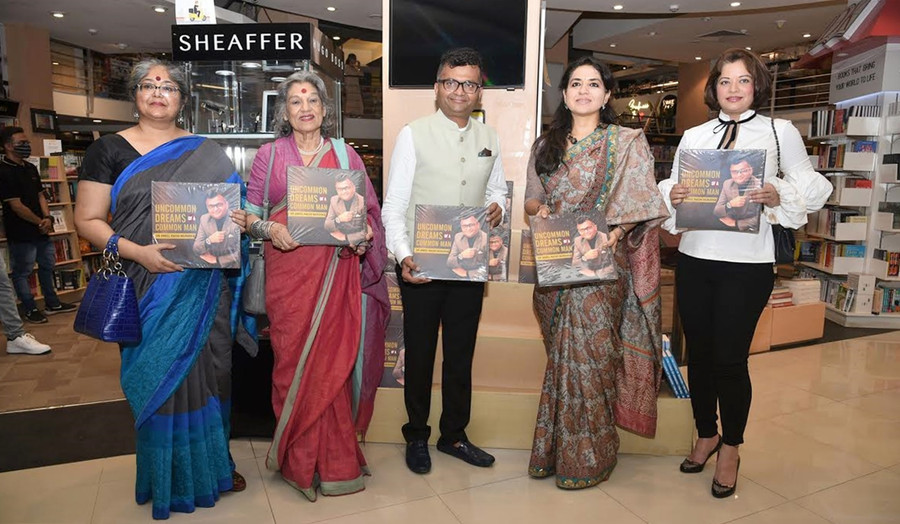 THE RELEASE OF DR. ANEEL KASHI MURARKA'S BIOGRAPHY, UNCOMMON DREAMS OF A COMMON MAN