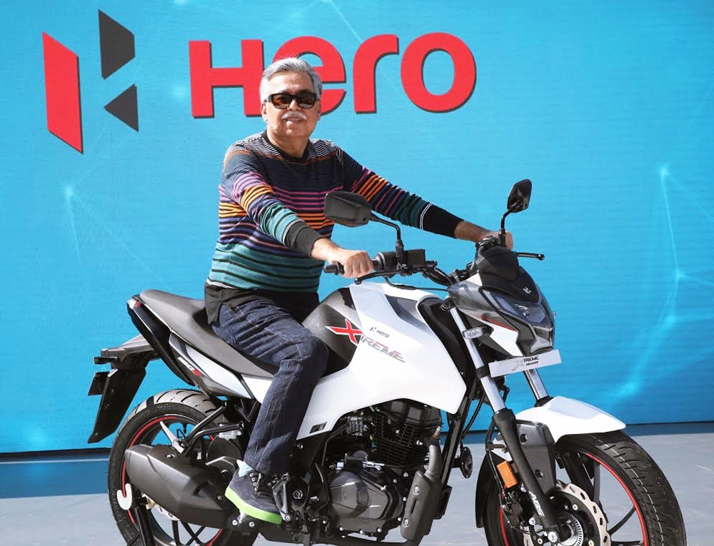 Hero Motocorp Revs Up Its Premium Ride With The Dispatch Commencement Of The Xtreme 160R