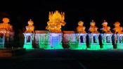 BHARAT CELEBRATES 100 CR COVID VACCINE DOSES BY ILLUMINATING HISTORICAL MONUMENTS WITH TRICOLOUR