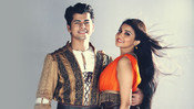 SIDDHARTH NIGAM AND ASHI SINGH TO HAVE A MAGICAL MOMENT ON ALADDIN AS YASMINE FALLS INTO A LAKE