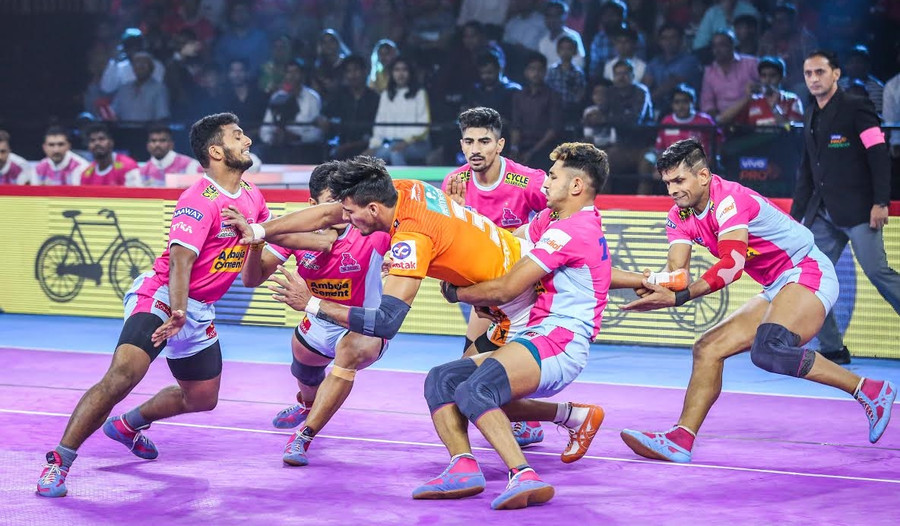 COACH OF THE JAIPUR PINK PANTHERS, SRINIVAS REDDY ON SUCCESS AND FAILURE