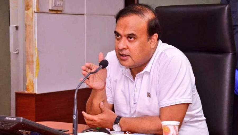 ASSAM TO SHUT DOWN ALL GOVERNMENT-AIDED MADRASAS AND SANSKRIT SCHOOLS : HIMANTA BISWA SARMA