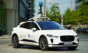 JAGUAR LAND ROVER AND GOOGLE MEASURE DUBLIN AIR QUALITY WITH ALL-ELECTRIC I-PACE
