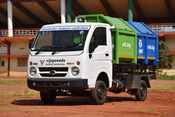TATA MOTORS SUPPORTS VIJAYAWADA MUNICIPAL CORPORATION'S MISSION FOR CLEAN-FUEL VEHICLES