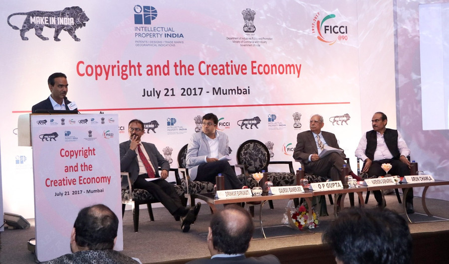 COPYRIGHT CAN UNLEASH INDIA's CREATIVE AND ECONOMIC POTENTIAL