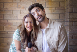 ZEE5'S SOON TO PREMIERE COM-ROM 'COMEDY COUPLE' STARTS SHOOTING IN DELHI-GURGAON WITH APPROPRIATE SA