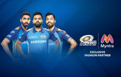 MYNTRA AND MUMBAI INDIANS JOIN HANDS TO BRING FASHION, FORM & STYLE TO THE UPCOMING T20 SEASON